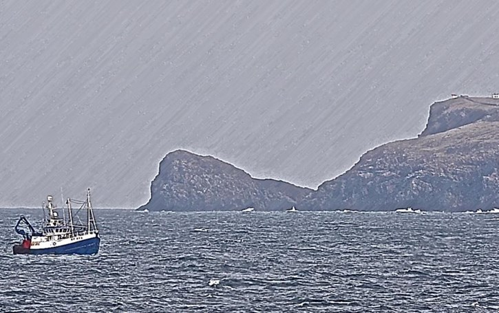 Ocean Way runder Cape Wrath